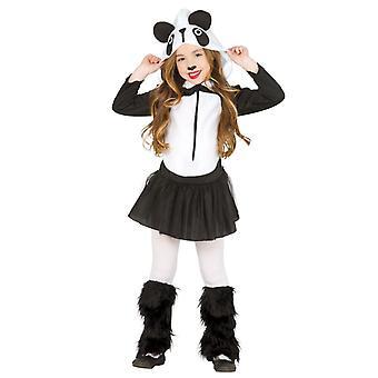 Costume de déguisements filles Panda