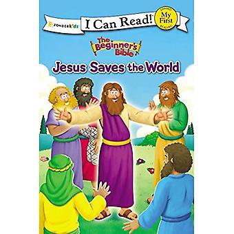 Bible Jésus du débutant sauve le monde (je peux lire! / Bible du débutant)