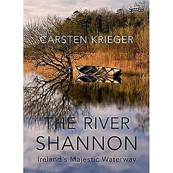 La rivière Shannon: Cours d'eau de l'Irlande Majestic