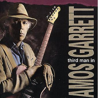 Amos Garrett - Third Man in [CD] USA import