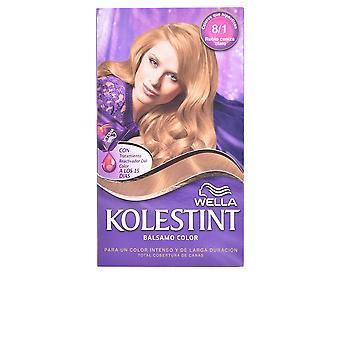 Wella Kolestint Kolestint tinte Bálsamo culoare #8, 1 Rubio Ceniza Claro pentru femei