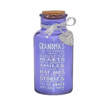 رسائل الحب تضيء الجدة جرة