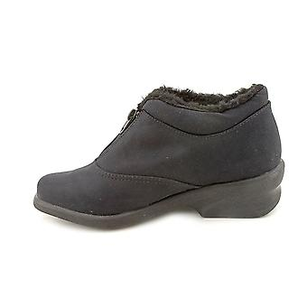 Wanderlust Womens Toe Warmers Micha Fabric Closed Toe Ankle Cold Weather Boots