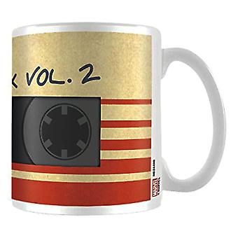 Guardians of The Galaxy Vol 2 Awesome Mix Mug