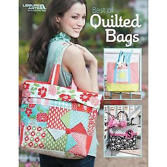 Best of Quilted Bags by Leisure Arts - 9781464765919 Book