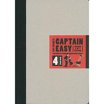 Captain Easy - Vol. 4 by Roy Crane - Rick Norwood - 9781606996775 Book