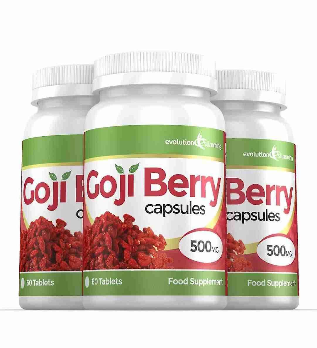 goji berries slimming)