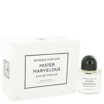 Byredo Mister Marvelous by Byredo Eau De Parfum Spray 3.4 Oz (hommes) V728-516688