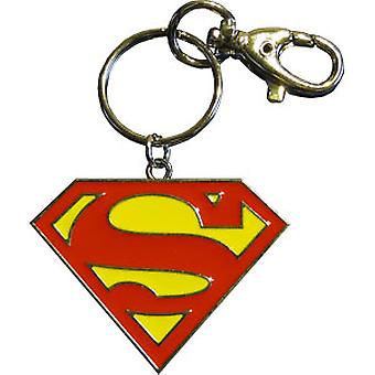 Key Chain - DC Comic - Superman Logo Metal New Gifts Toys k-dc-0078-e