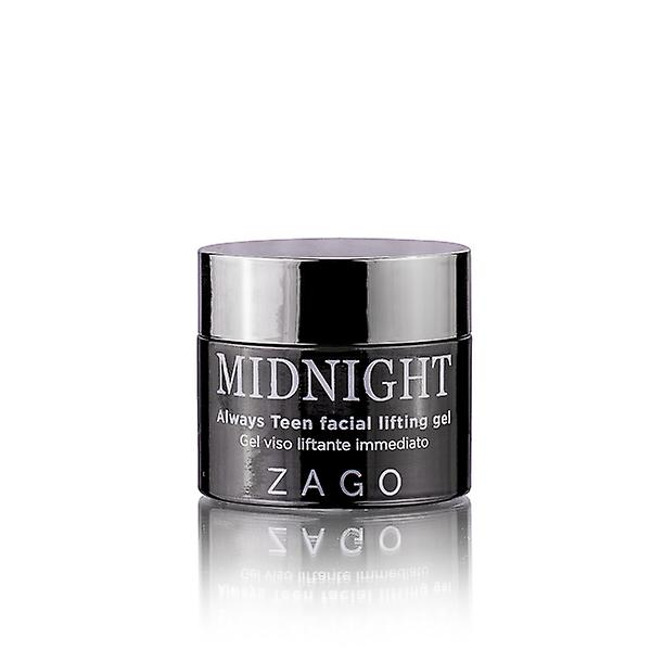 Instant-effect lifting face gel Midnight