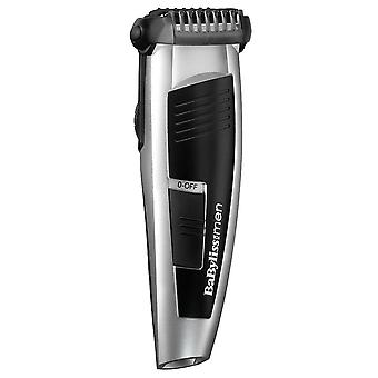 BaByliss 7848U Mens Precision Adjustable Stubble & Beard Facial Hair Trimmer