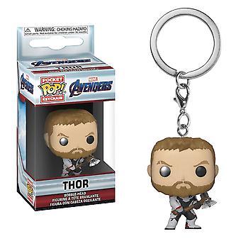 Funko POP chaveiros: Marvel Avengers Endgame-Thor