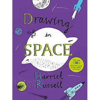 Drawing in Space by Harriet Russell - 9781616894979 Book