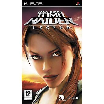 Lara Croft Tomb Raider Legend (PSP) - New