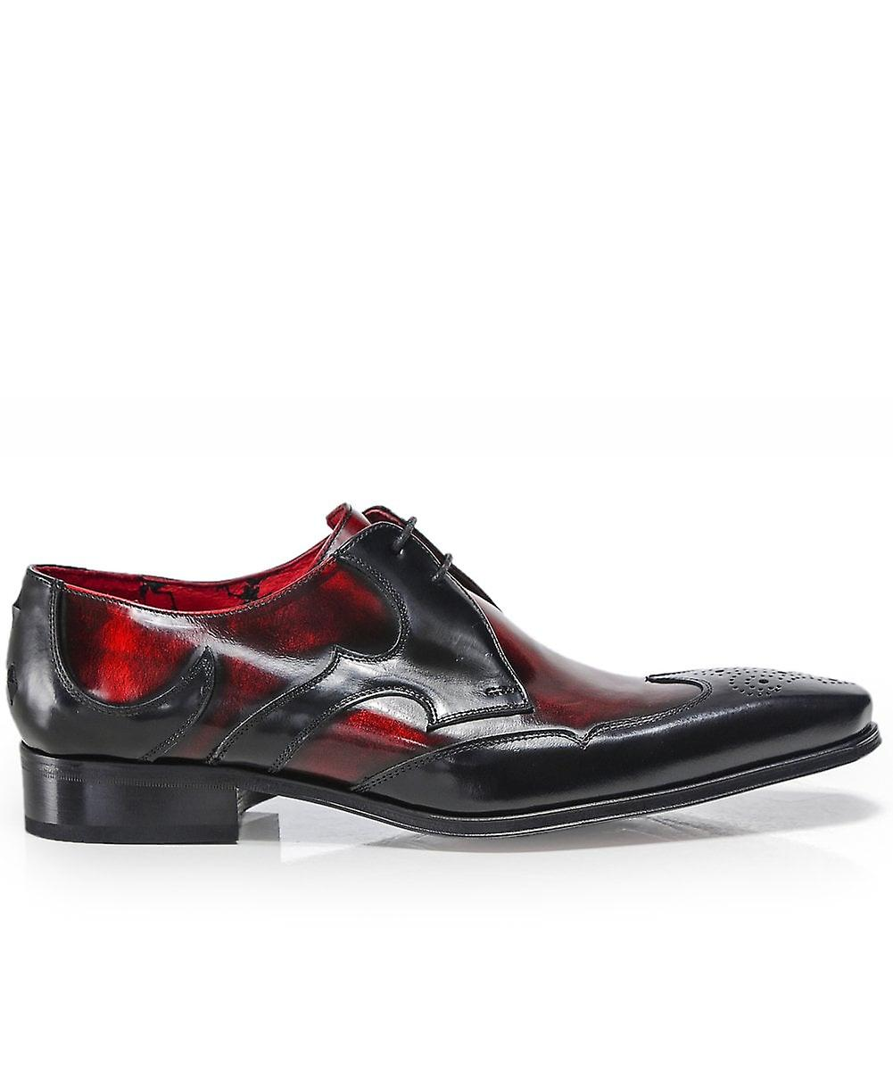 Chaussures Jeffery-West Patent Leather Scaramanga Gibson - Remise particulière