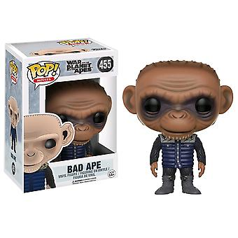 War for the Planet of the Apes Bad Ape Pop! Vinyl