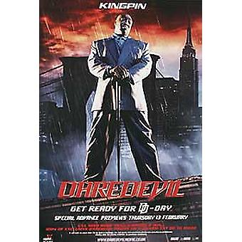 Daredevil (King Pin) Original Cinema Poster