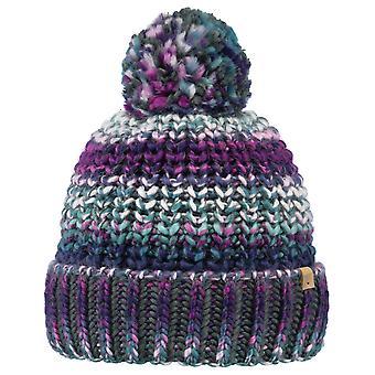 Barts Jevon Bobble Hat in Purple