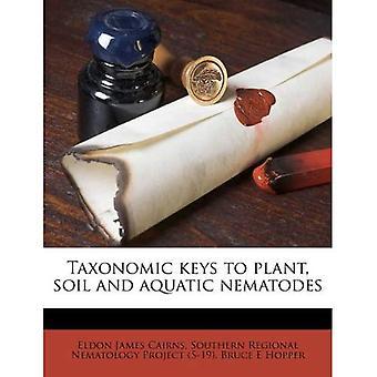 Taxonomic Keys to Plant, Soil and Aquatic Nematodes