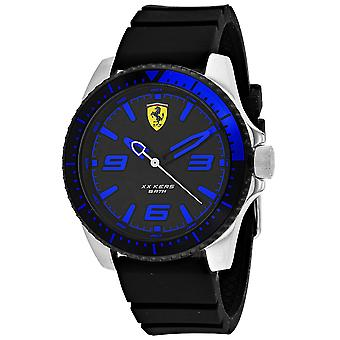 Ferrari Men's XX Kers Black Dial Watch - 830466