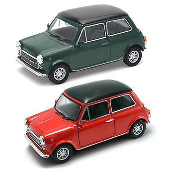 Peterkin Mini Cooper 1300 Pull Back & Go Car Assortment