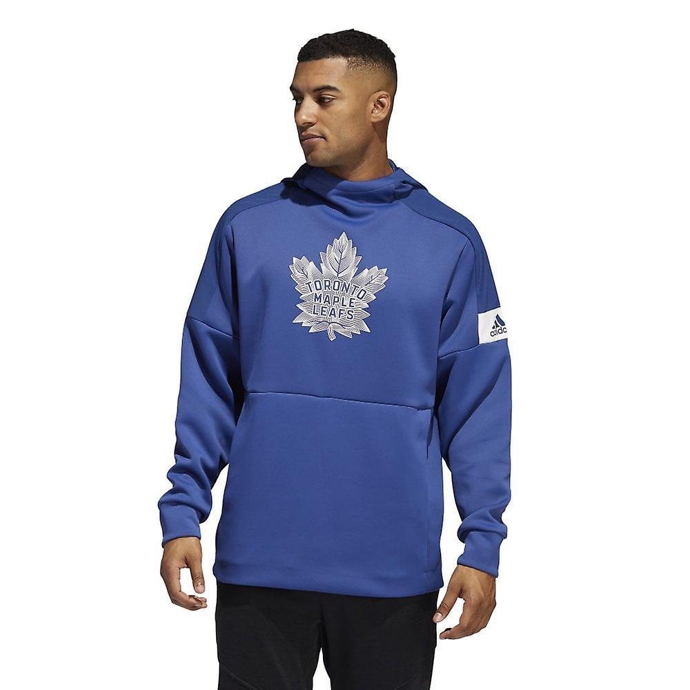 Adidas Nhl Toronto Maple Leafs Player Pullover Hood