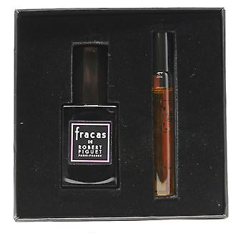 Robert Piguet Fracas Little Pink Box 2-Pcs Gift Set New In Box