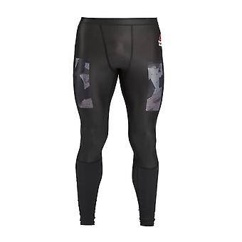 Reebok CrossFit Compression zwart fitness/training panty 's