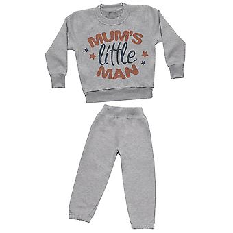 Mum's Little Man - Sweatshirt with Grey Joggers - Baby / Kids Outfit