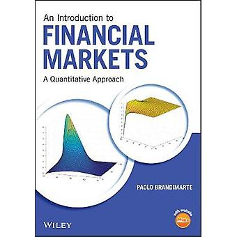 Introduction to Financial Markets by Paolo Brandimarte