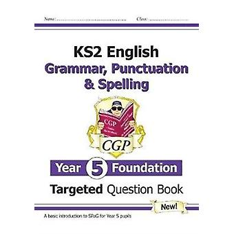 New KS2 English Targeted Question Book Grammar Punctuation