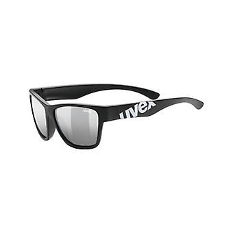 Uvex Sportstyle 508 Black Matt Silver Mirroir