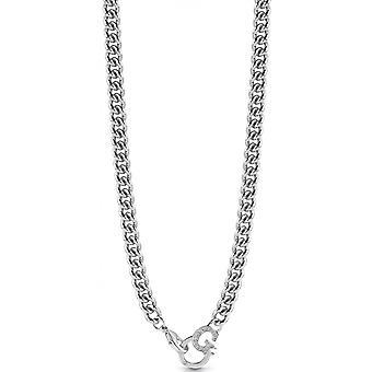 Halsband och hänge Guess smycken UBN28064 - halsband lång kedja metall rhodi kvinna