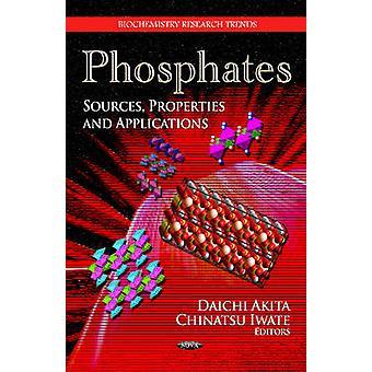 Fosfaatit muokkaaja Daichi Akita
