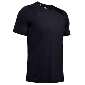 Under Armour Mens 2020 Rush HG Fitted Short Sleeve Infrared Anti-Odor T-Shirt