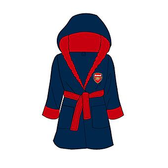 Arsenal FC Kids Bath Robe