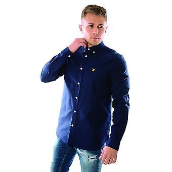 Lyle & Scott | Lw614vtr Long Sleeve Oxford Shirt
