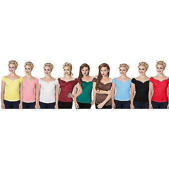 Banned Dancing Days Women's 1950's Winnie Top