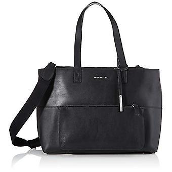 Marc O'Polo 90818340301108 Black Women's shoulder bag (black 990)) 13.5x27.5x40 cm (B x H x T)