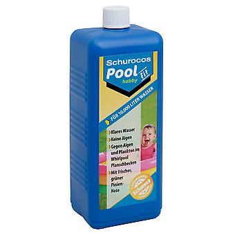 SCHUROCO® POOL-fit Hobby, 1 litre