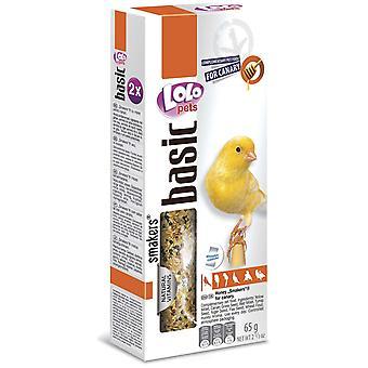 Lolo Lolo 2 Barritas Miel 65 Grs Canarios (Birds , Bird Treats)