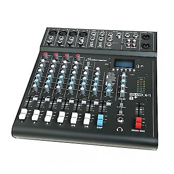 Studiomaster Club Xs 8+ 6 Channel Mixer
