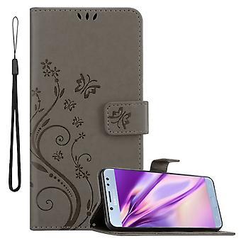 Hülle für Samsung Galaxy J5 2017 Klappbare Handyhülle - Cover - mit Standfunktion und Kartenfach