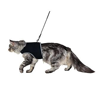 Trixie Soft Cat Harness With Leash