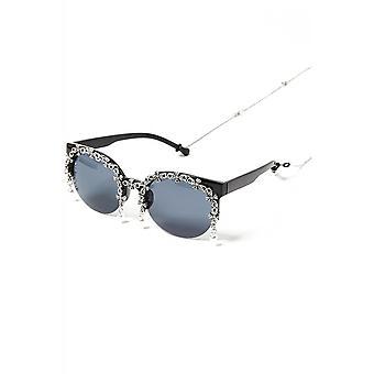 Attitude Clothing Retro Pearl Charm Sunglasses