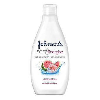 Johnson and Johnson Johnsons Soft and Energise Shower Gel 750ml