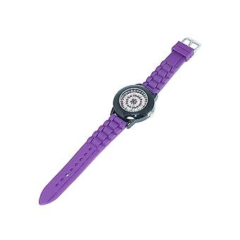Henley Glamour Ladies Bling Purple Sport Strap Watch