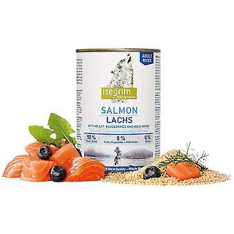Isegrim Mijo Lata Adult Salmon, Wild Berries And Herbs (Dogs , Dog Food , Wet Food)