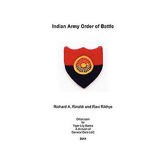 Indian Army Order of Battle by Rinaldi & Richard
