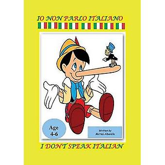 Io icke parlo lItaliano. Jag talar inte italienska. av Matteo Albarella